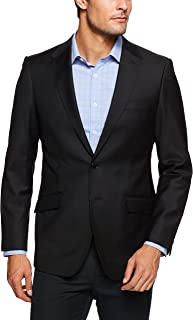 Oxford Men Hopkins Wool Suit Jacket