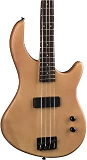 Best Dean E09M Edge Mahogany Electric Bass Guitar - Natural Review