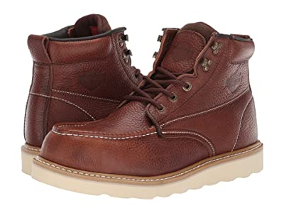 Harley-Davidson Bosworth Composite Toe (Brown) Men