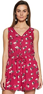 Sugr by Unlimited Women's Rayon A-Line Dress