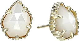 Gold/Ivory Mother of Pearl