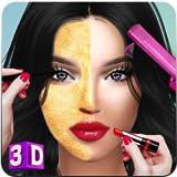 Beauty Spa Salon 3D, Make Up & Hair Cutting Games