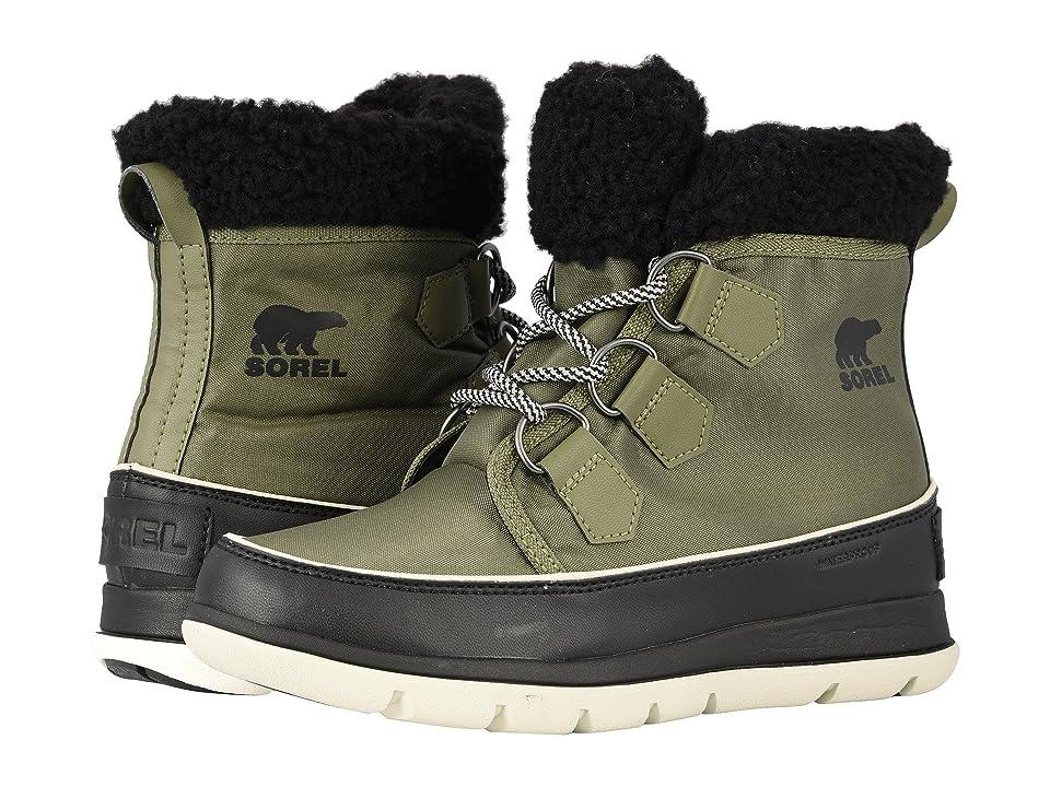 SOREL Explorer Carnival (Hiker Green/Black) Women