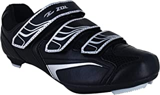 Zol Centurion 3-Bolt Road Cycling Shoes and SPD Compatible 44