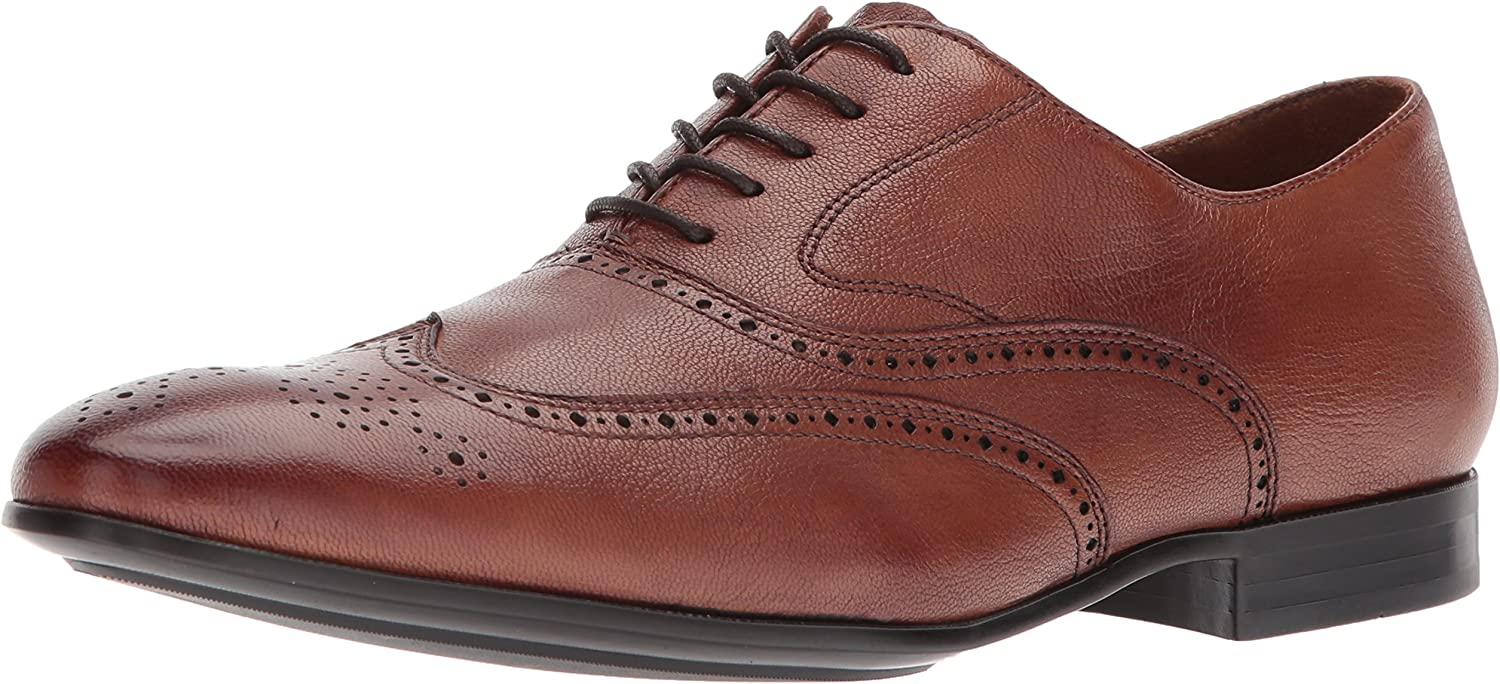 Kenneth Cole New York Men's Mix Oxford B