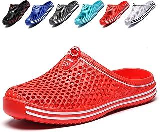 Garden Clogs Shoes Womens Mens Mesh Quick Drying Slippers Beach Sandals