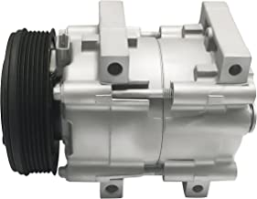 RYC Remanufactured AC Compressor and A/C Clutch EG141