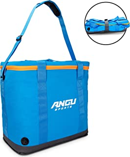 ANGUsports 30l Large Cooler Bag - Insulated Leak Proof Soft Cooler Bag Perfect For Camping, Beach, Pool, Boating, Picnic & Outdoor Activities | Collapsible Coolers For Travel | Cooler With Handles
