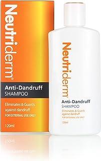 Neutriderm Anti Dandruff Shampoo - 120 mL