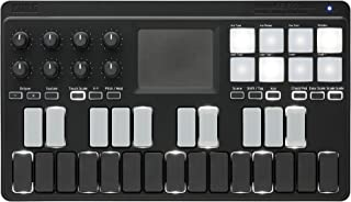 Korg nanoKEY استودیو بلوتوث و USB MIDI کنترل صفحه کلید
