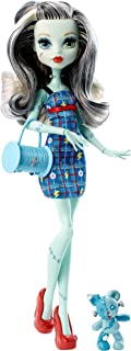 Monster High Dolls - Ghoul's Beast Pet - Frankie Stein