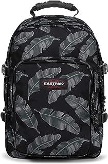 Eastpak Provider Sac àDos, 44 cm, 33 L, Noir (Brize Leaves Black)
