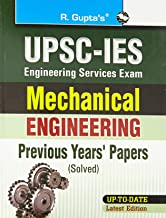 UPSC Mechanical Engineering (Solved) Papers