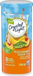 peach mango green tea