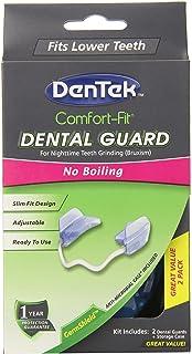 DenTek Comfort-Fit Dental Guard Kit, Night Guard For Teeth Grinding
