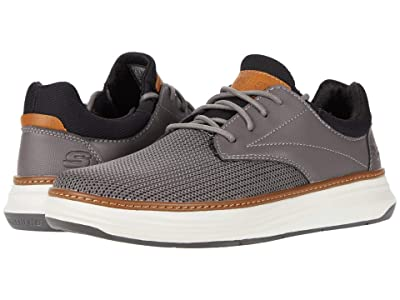 SKECHERS Moreno Zenter (Charcoal) Men