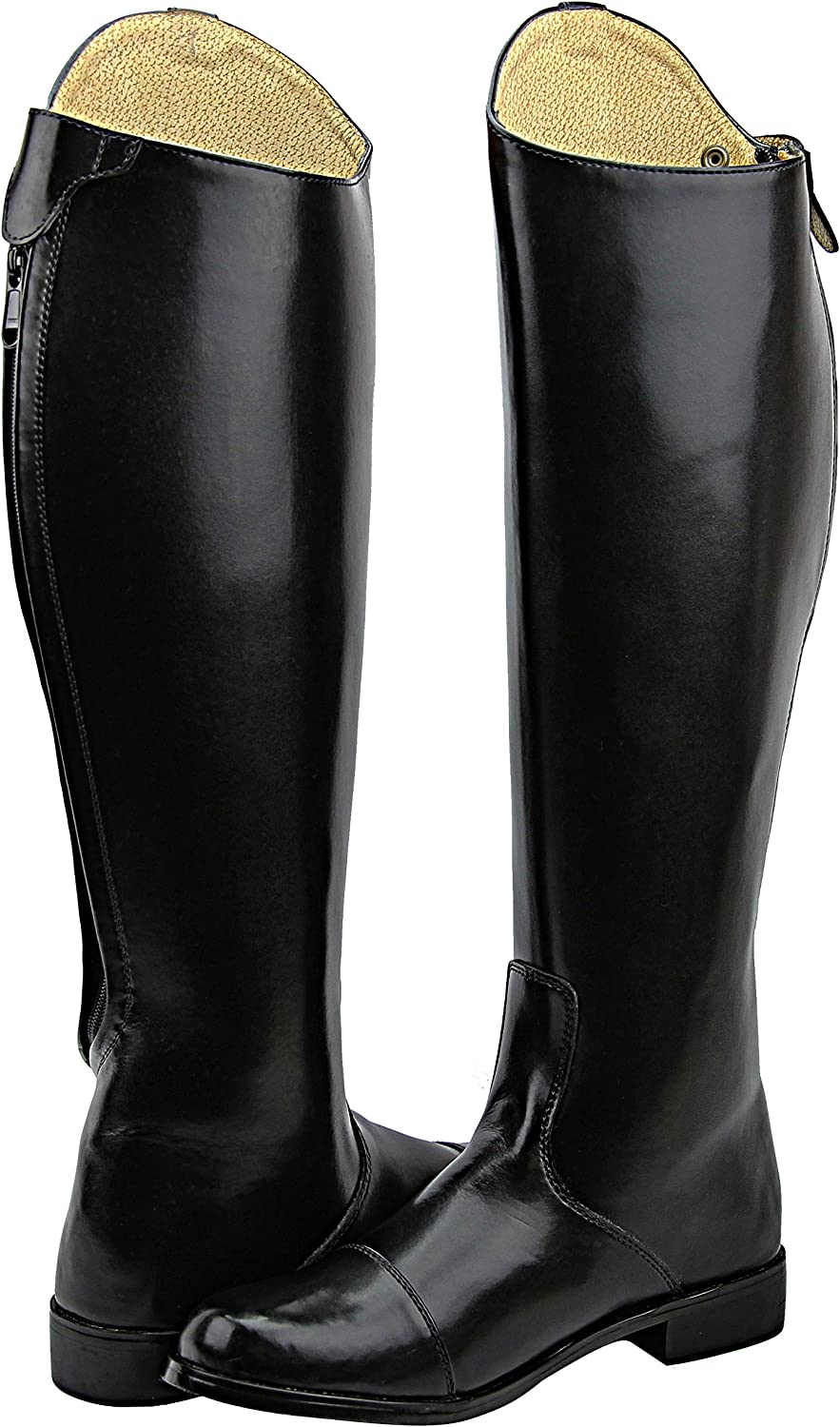 Hispar Women Ladies Stirling Dress Selling and selling Ranking TOP18 Dressage Zipp with Boots Back