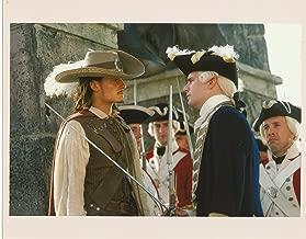Orlando Bloom & Jack Davenport as Norrington Pirates of the Caribbean 8x10 Photo
