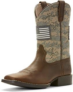 ARIAT Kid's Patriot Western Boot