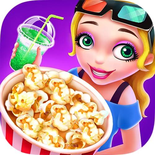 Crazy Movie Night Party - Make Yummy Snacks