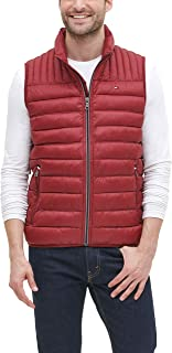 Men's Lightweight Down Quilted Puffer Vest