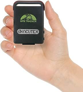Incutex localizador rastreador GPS TK104 para Personas y vehículos - antirrobo