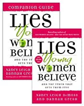 Lies Young Women Believe Set - Lies Young Women Believe: And the Truth That Sets Them Free (Book+ Study Guide)