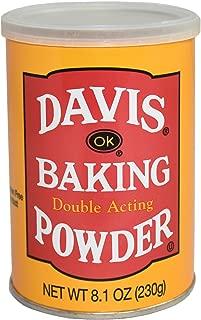 is davis baking powder gluten free