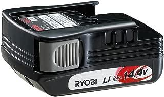 リョービ(RYOBI) 電池パック リチウムイオン 1500mAh B-1415L スライドタイプ 14.4V 6406391