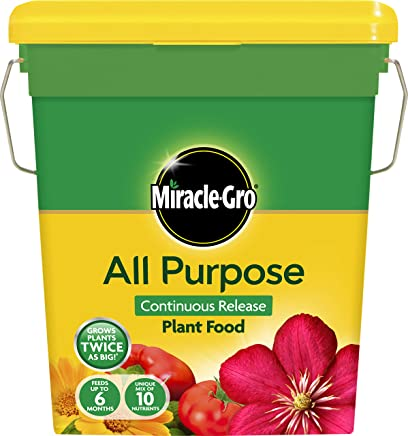 Miracle-Gro Continuous Release Plant Food 2 kg Tub