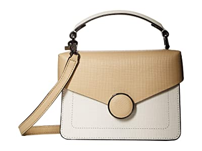 Botkier Nolita Crossbody (Marshmallow) Cross Body Handbags