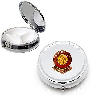 Liverpool Football Club Pill Box