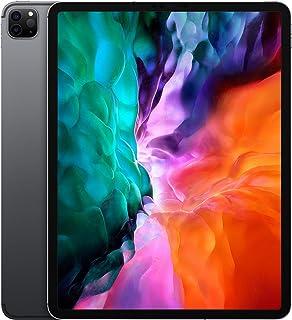 Apple iPad Pro 12.9 (4.ª Generación) 128GB Wi-Fi + Cellular - Gris Espacial - Desbloqueado (Reacondicionado)