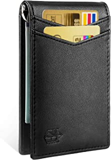 Best credit card wallet with money clip Reviews