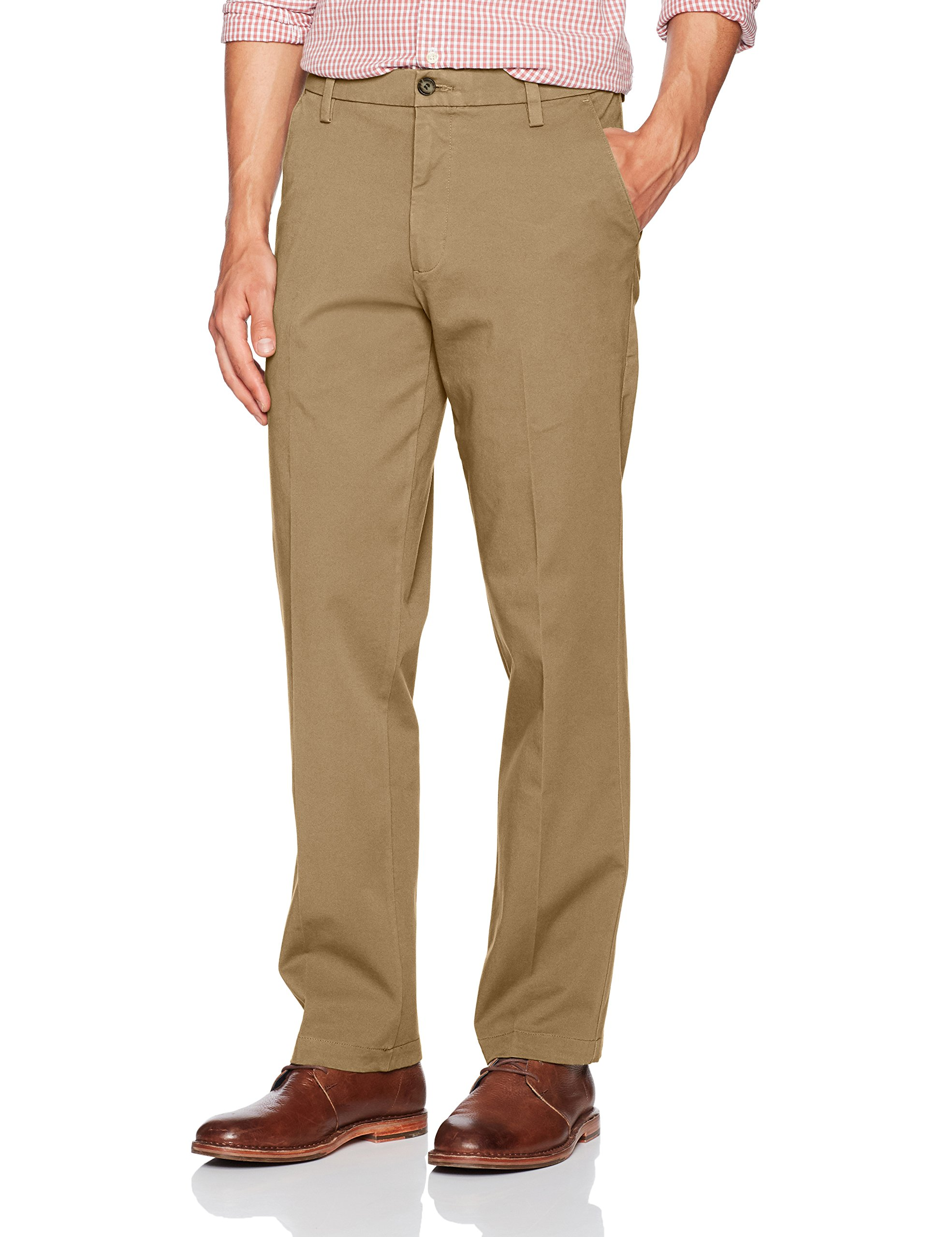 Dockers Straight Workday British Stretch