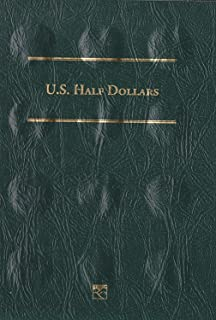 1839 Hard Cover U. S. Half Dollars 1839 to Date Littleton Folder LCFH - Archival Quality Empty by Littleton Custom Coin Folder (2001-2006) Album