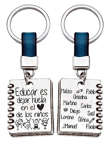 Llavero Profe Personalizado Regalo Original Profesores ...
