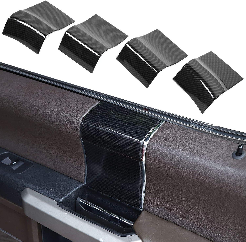 Elegant 4PCS Inner Ultra-Cheap Deals Door Handle Panel Cover Trim for Accessories Interior