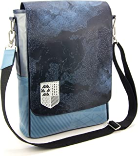 The Coop Destiny Guardian Crest Vertical Messenger Bag