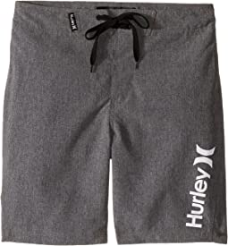 Hurley Kids Heathered Boardshorts (Little Kids)