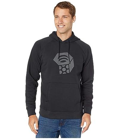 Mountain Hardwear Hardweartm Logo Pullover Hoodie (Black) Men