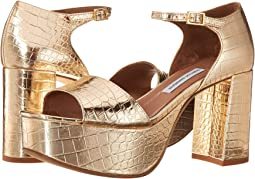 Champagne Embossed Croco