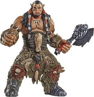 Warcraft Mini Figure Durotan & Alliance Soldier Action Figures (2 Pack)