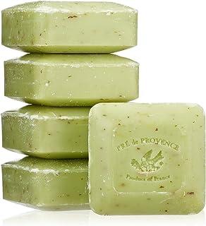 Pre de Provence Soap, set of 5, Lime Zest, 125 grams