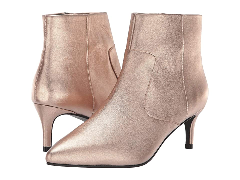 Sol Sana Odin Boot (Metallic Rose Gold) Women