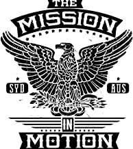 a mission in motion
