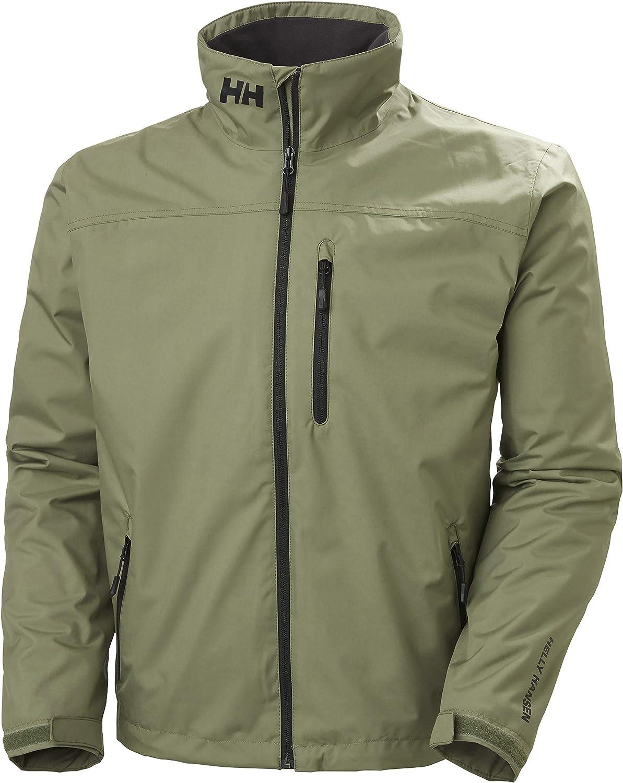 Helly-Hansen Men's Crew Midlayer Fleece Super beauty product restock quality top! Lined Branded goods Windpro Waterproof
