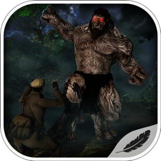 Finding Bigfoot: Monster Hunting Attack Simulator