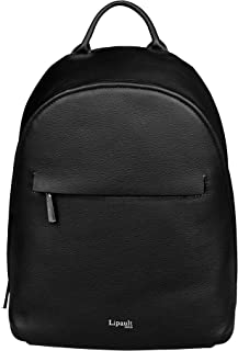 Lipault - Plume Elegance Round Backpack - Small Shoulder Purse Bag for Women