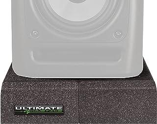 Ultimate Acoustics UA-ISO-100 Ultimate Isolator Pad for Studio Monitor, 1 Pair